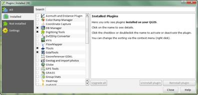 plugins-qgis