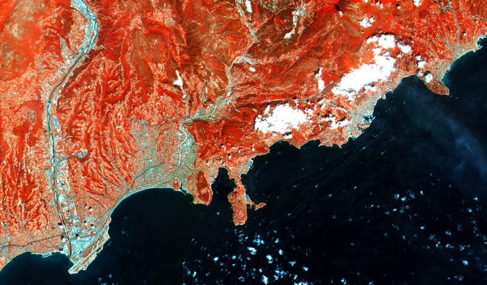 First Satellite Images From Sentinel 2 Delivered Gis Lounge