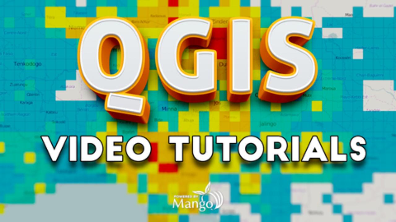 Free QGIS Video Tutorial ~ GIS Lounge