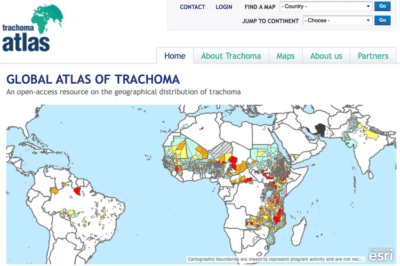 trachoma-mapping