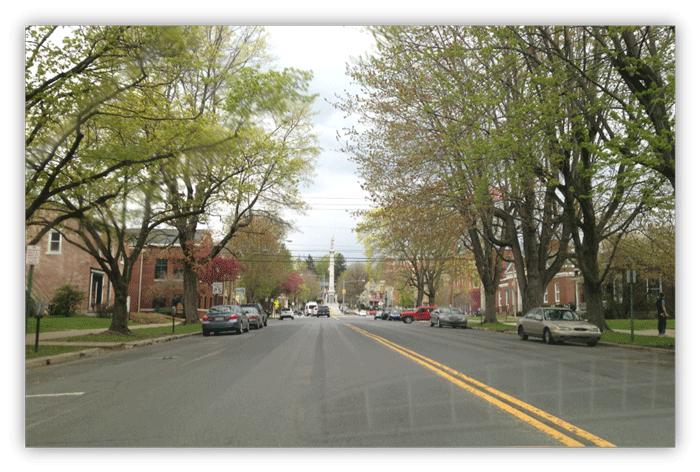 Market Street – Town of Bloomsburg, PA