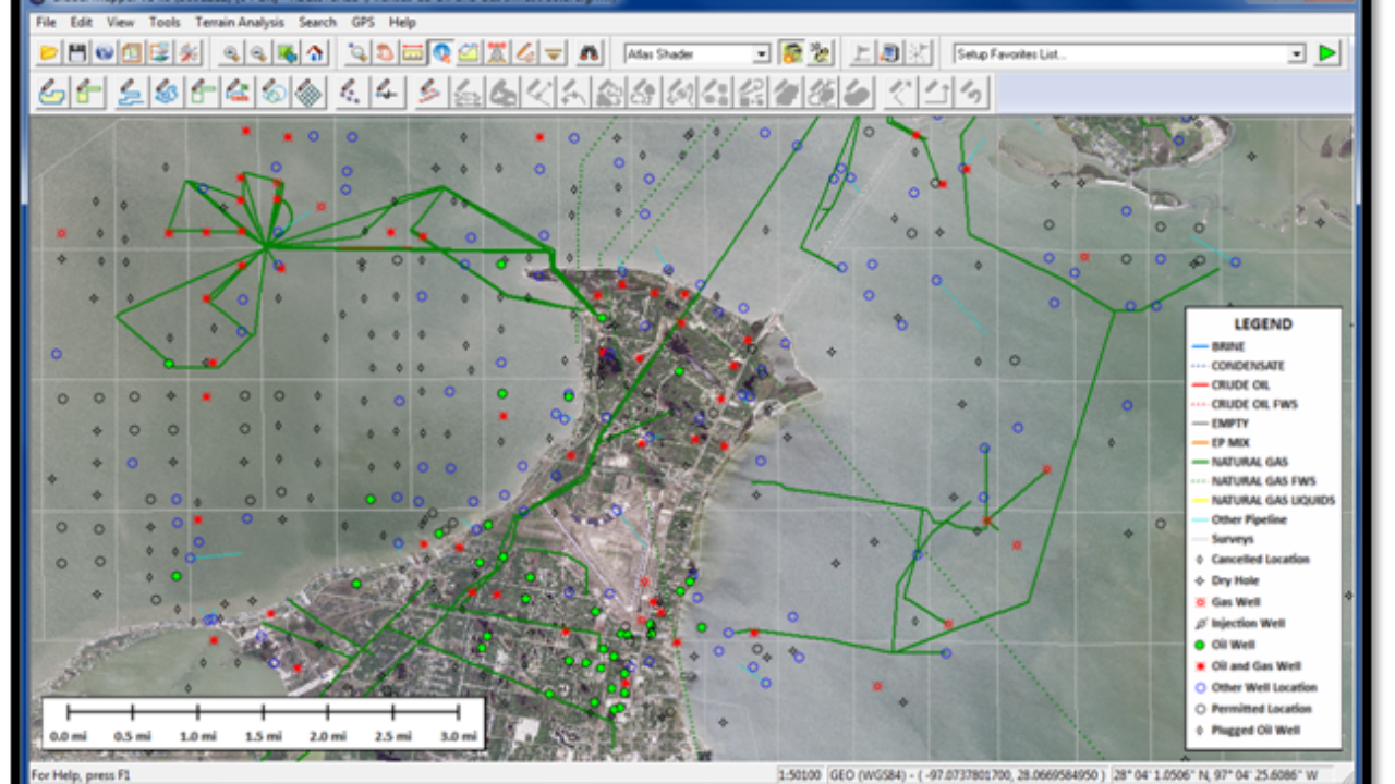 GIS in Oil and Gas ~ GIS Lounge