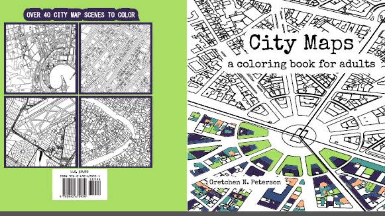 Color Maps to Your Heart\'s Content With this City Maps ...