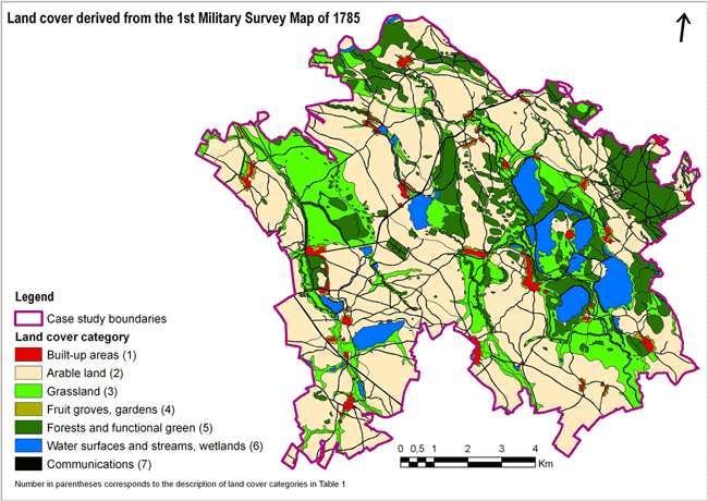 GIS and Modern Research from Historical Maps ~ GIS Lounge Gis Map on