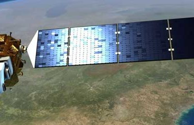 Artistic concept of Landsat 9. Source: NASA.