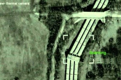 UAV thermal scanning of pipelines. Concept video from Animatechnika.