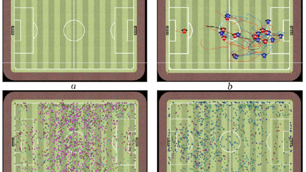 How GIS Can Help With Football Game Analysis ~ GIS Lounge