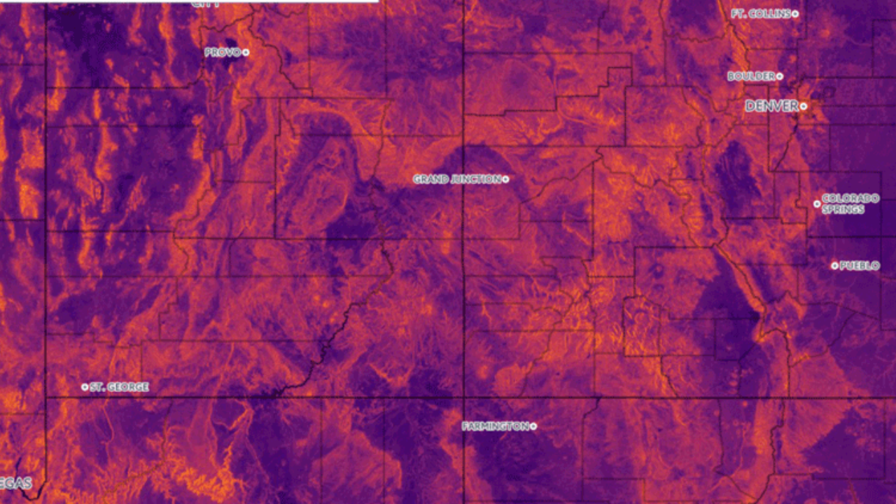 3 1-Trillion Pixel Landsat 8 Mosaic of the World ~ GIS Lounge