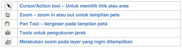 Screenshot from the Indonesian language tutorial for SAGA GIS.