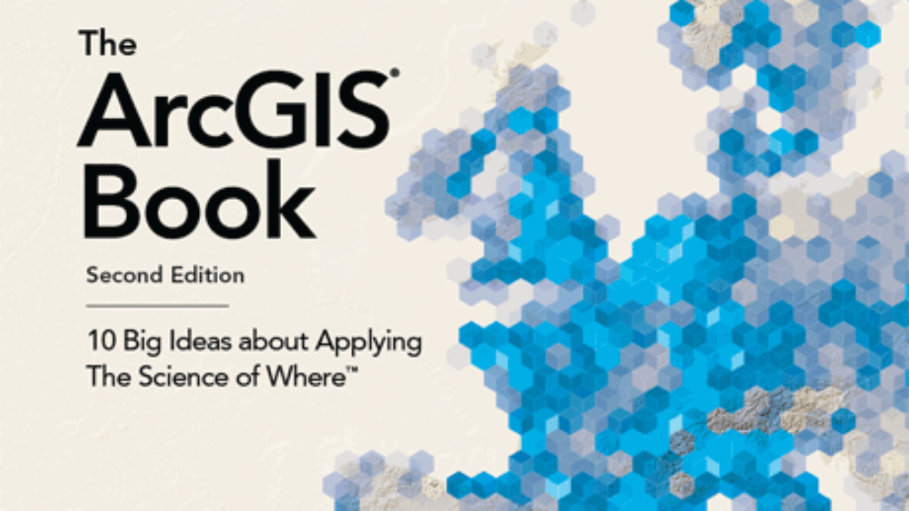These Two ArcGIS Books are Free from Esri ~ GIS Lounge