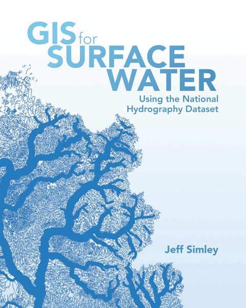 Learn To Use Gis To Map And Analyze Surface Water Data Gis Lounge - Us-surface-map