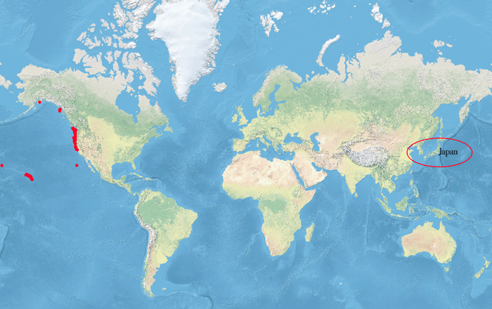 Qgis Tutorial How To Change The Map Projection To Be Centered Over - Pacific-ocean-on-us-map