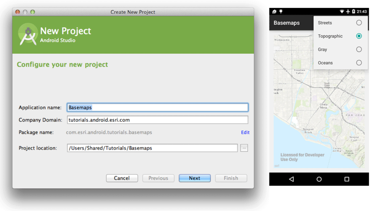ArcGIS Online and Android ~ GIS Lounge