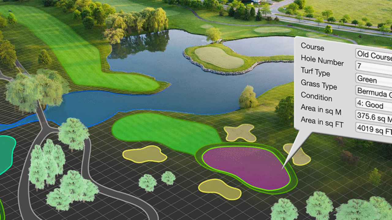 Using GIS in Golf Management ~ GIS Lounge