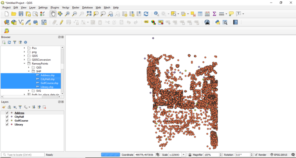 A Case Study on Converting a Geodatabase From ArcGIS for Use in QGIS