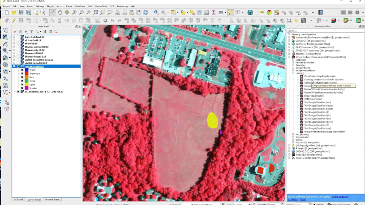 Platforms for Making Deep Learning Easier for GIS ~ GIS Lounge