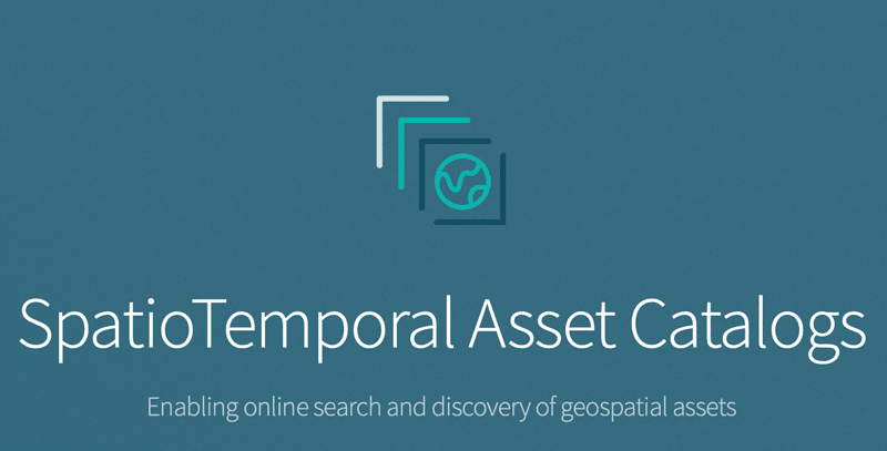 SpatioTemporal Assets Catalogs ~ GIS Lounge