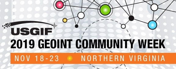 USGIF to Host 2019 GEOINT Community Week Events