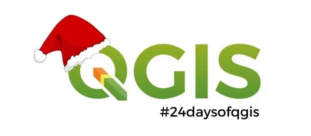 24 Days of QGIS Tips - GIS Lounge