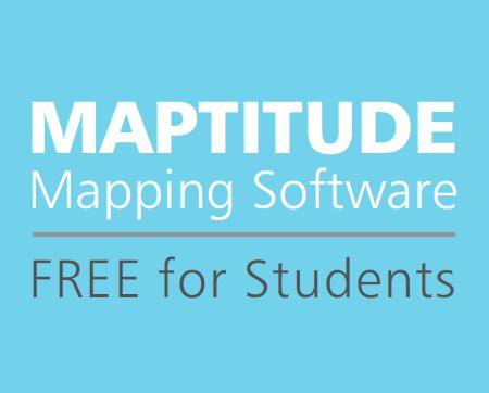 Maptitude Team Provides Sponsorship for 2019 FSU Geography Awareness Week