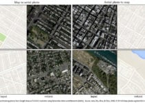 Converting Historical Maps to Satellite-Like Imagery
