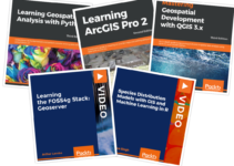 These GIS eBooks and Videos are on Sale for $5 Each Until January 13