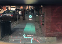 Augmented Reality and Computer Vision in Navigation